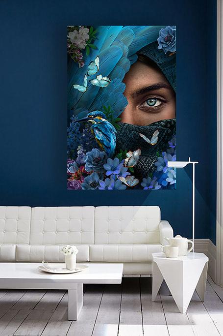 Blue combination-2