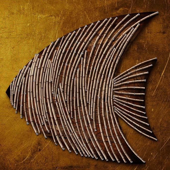 Bohemian fish