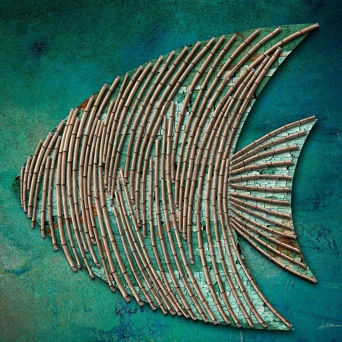 Bohemian fish 2