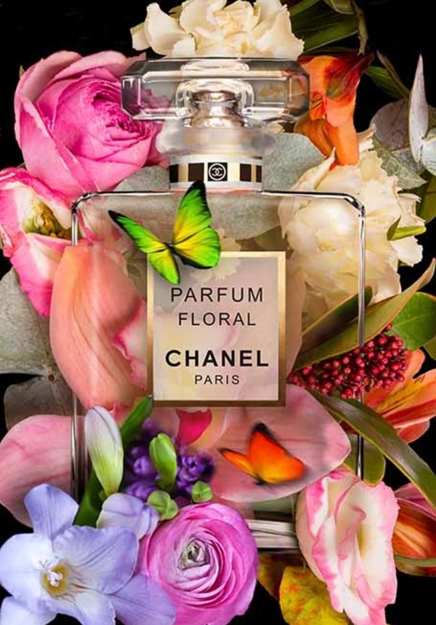 Chanel Floral