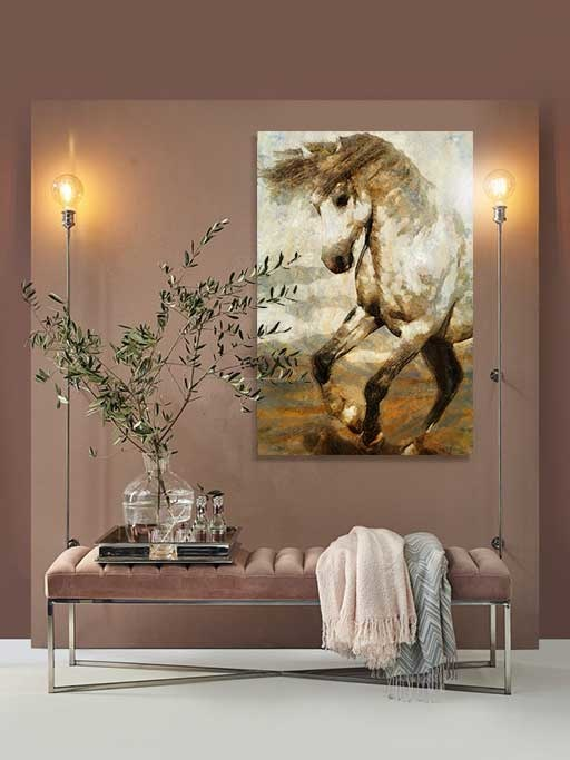 Rearing horse-3