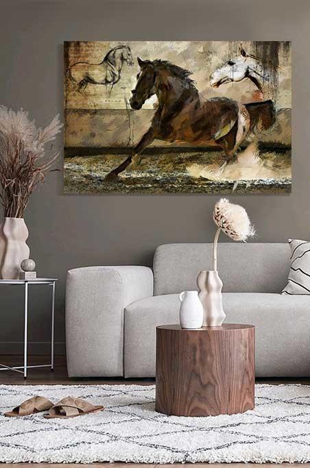 Galloping horse-3