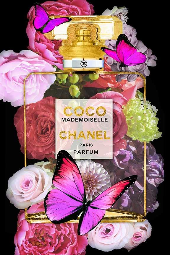 Chanel Paris Perfume-1