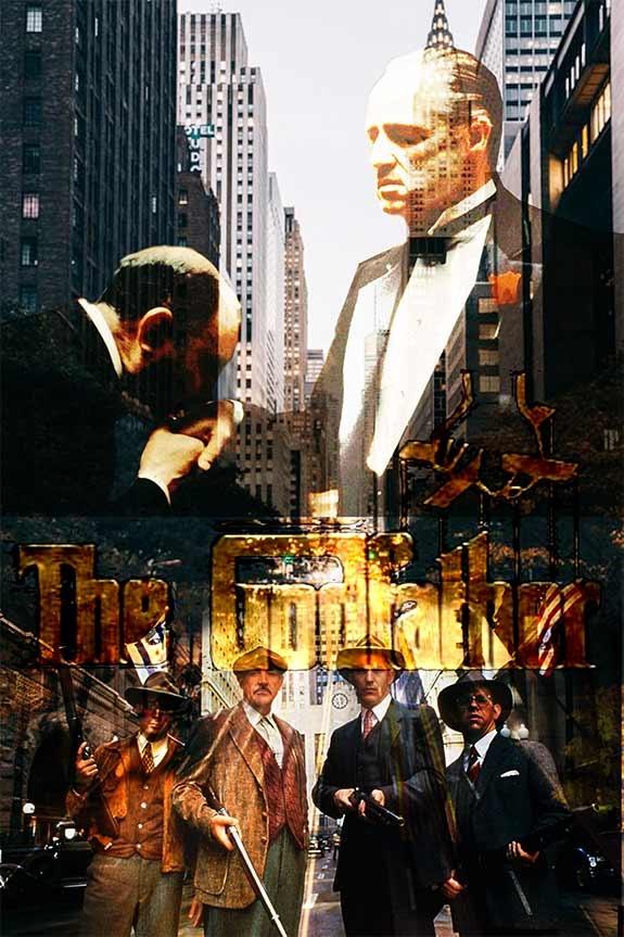The Godfather Movie-1