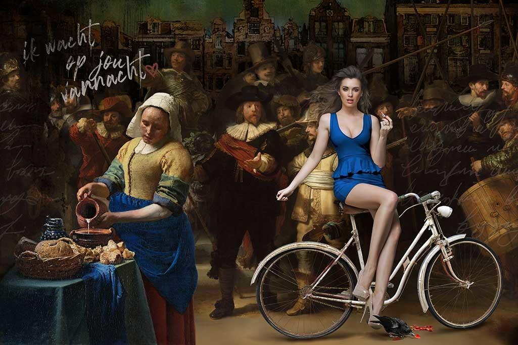 Old Dutch meets modern Dutch