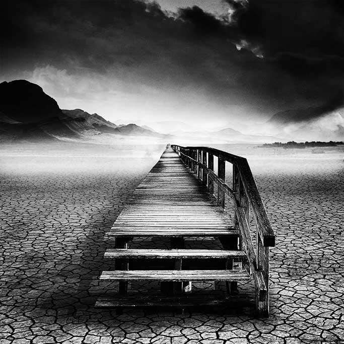 Mysterious bridge