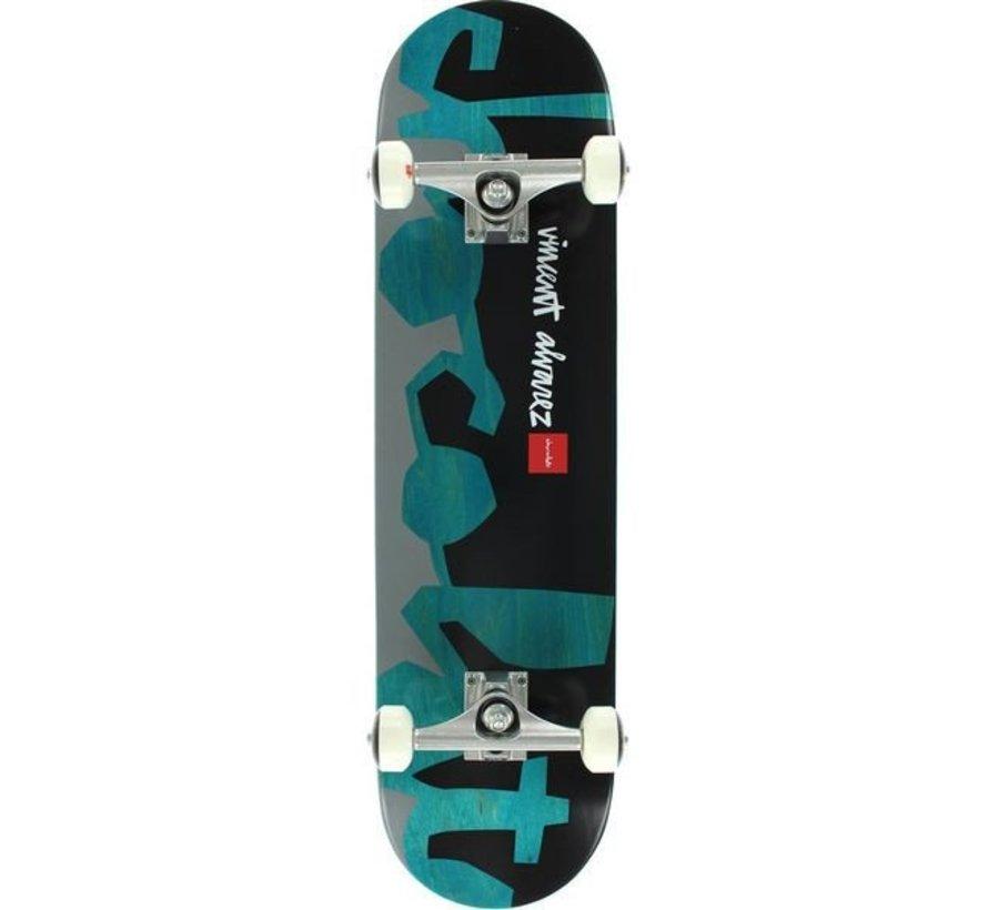 Chocolate Alvarez Knockout Chunk 7.75'' Skateboard