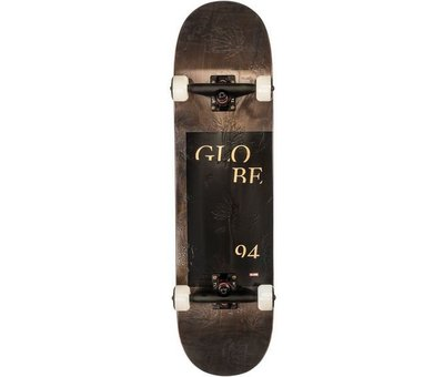 Globe Globe G2 Typhoon Black 8.5'' Skateboard