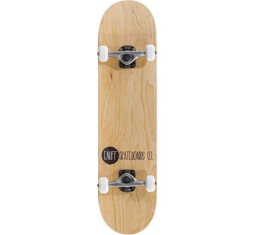 Enuff Stain Blank 7.75'' Skateboard