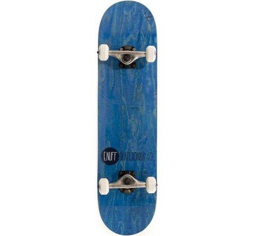 Enuff Skateboards Enuff Stain Blauw 7.75'' Skateboard