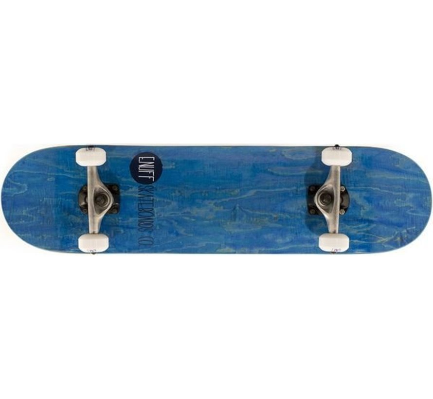 Enuff Stain Blauw 7.75'' Skateboard