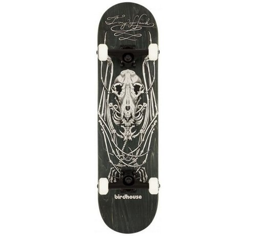Birdhouse Skateboards Birdhouse Stg 3 Bat Skeleton 8.125 Skateboard