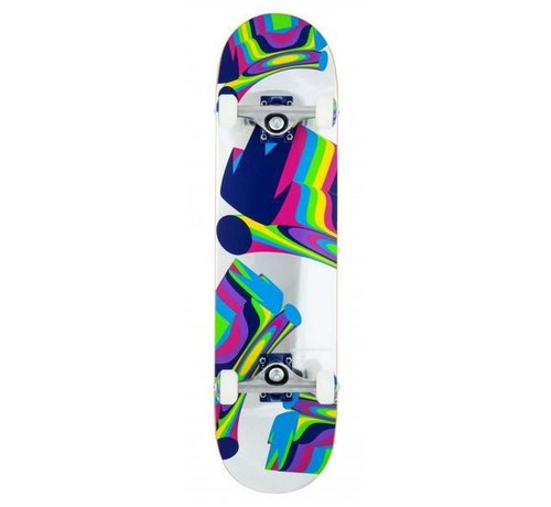 Alien Workshop Alien Workshop Flextime Multi 7.875'' Skateboard