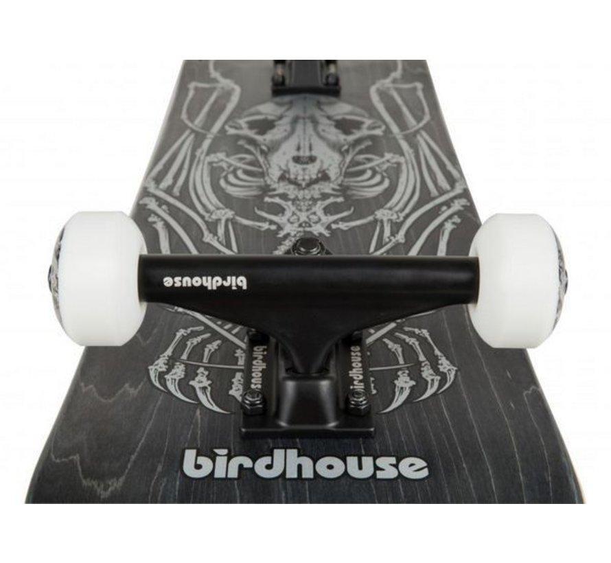 Birdhouse Stg 3 Bat Skeleton 8.125 Skateboard