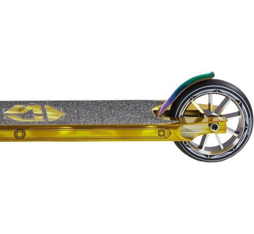 Crisp Evolution Polished Gold Stuntstep