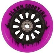 Slamm Scooters Slamm Scooter stuntstep wiel 100mm roze