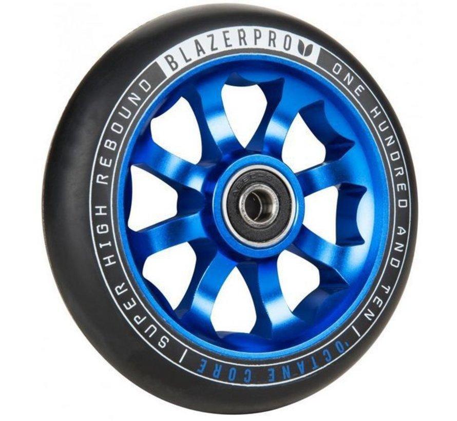 Blazer Pro 110mm Stuntstep Wiel Blue