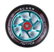 Slamm Scooters Stuntstep Wiel Slamm Astro 110mm Blauw