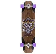 Mindless Longboards Longboard Mindless Voodoo Makali Purple Single Kick