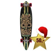 Mindless Longboards Mindless Tribal Rogue II Pintail Longboard Groen