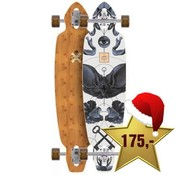 Arbor Arbor Mindstate 37.5 Dropthrough Pintail Longboard