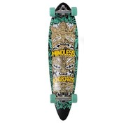 Mindless Longboards Mindless Tribal Rogue IV Pintail Longboard 38'' Teal