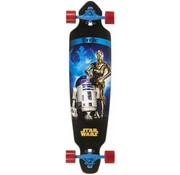 Choke Star Wars 39'' Dropthrough Longboard Droid