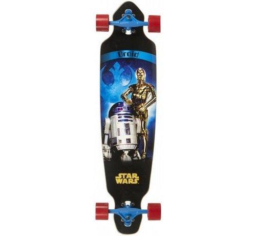 Choke Star Wars 39'' Dropthrough Longboard Droid
