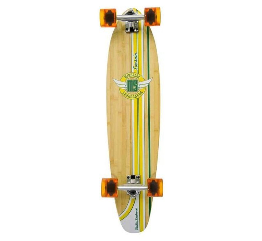 Mindless Corsair 38'' Longboard Groen