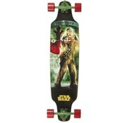 Choke Star Wars Chewbacca 38'' Topmount Longboard