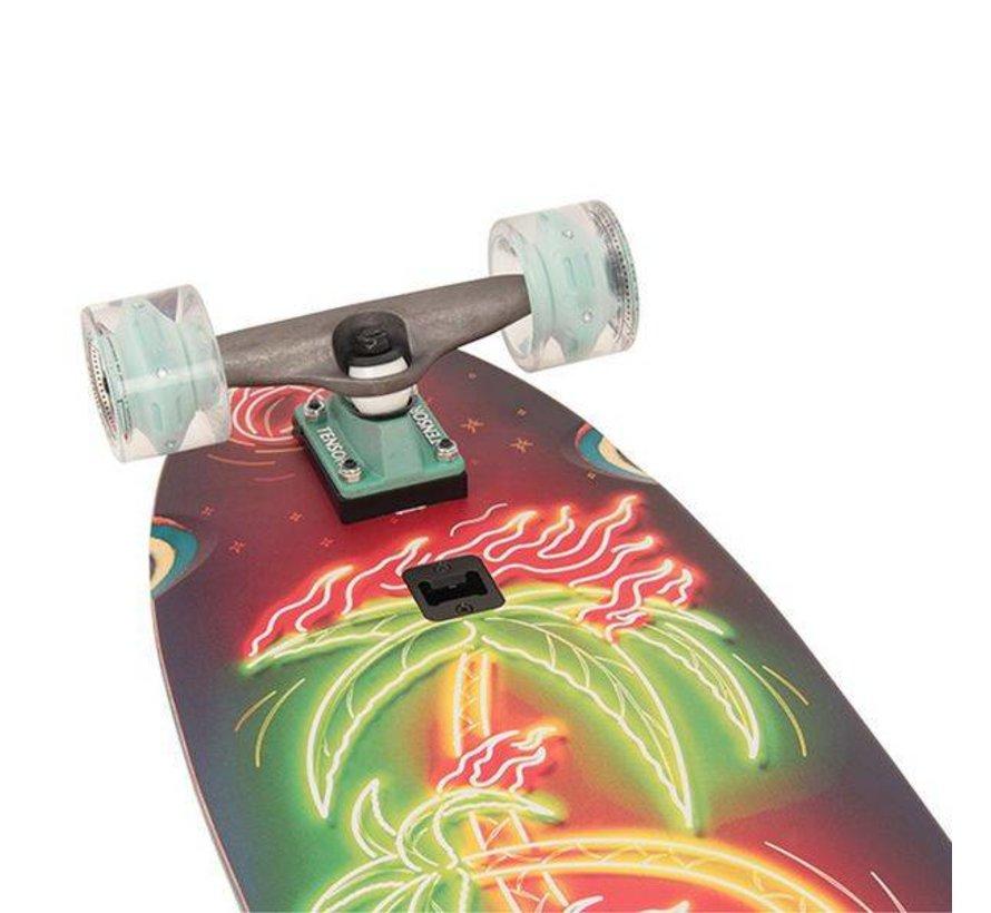 Globe Blazer XL Neon 36'' Longboard