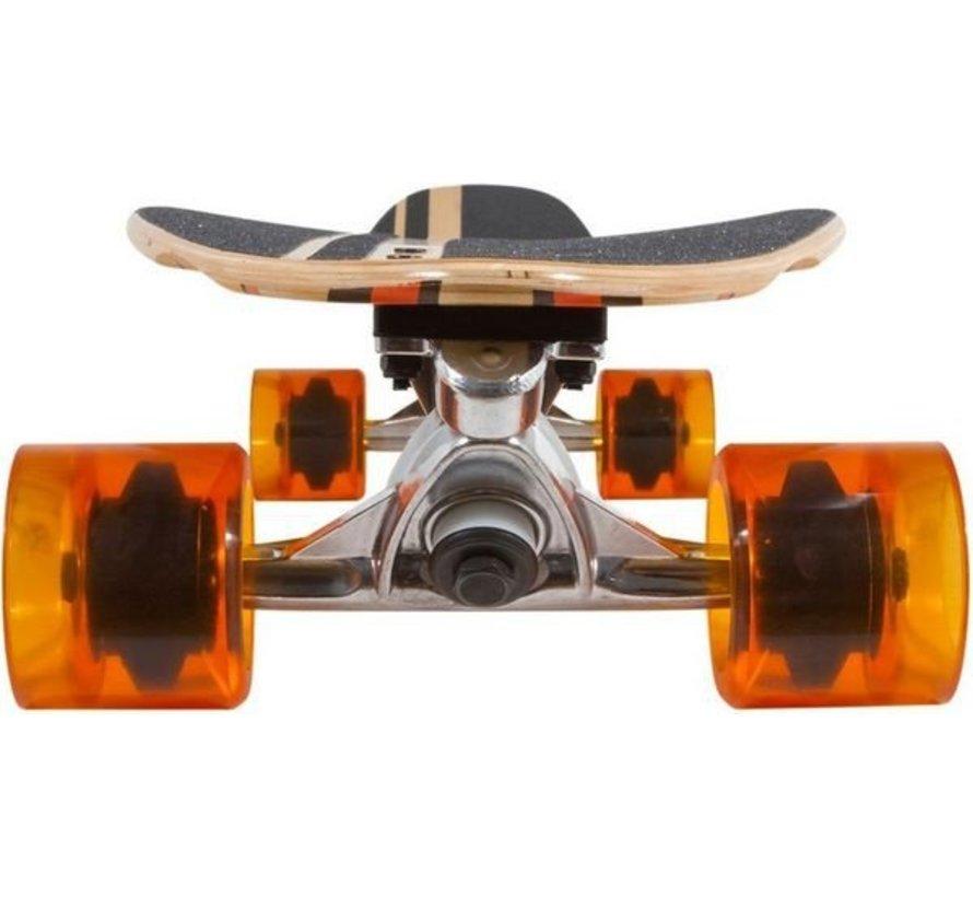 Mindless Corsair II Longboard Oranje