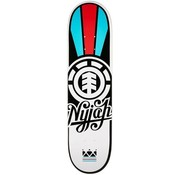 Element Element Nyjah Script Twig 7.625 Skateboard