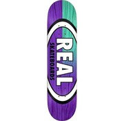Real Skateboards Real Skinny Dip Oval 7.75 Deck