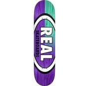 Real Skateboards Real Skinny Dip Oval 7.75 Deck