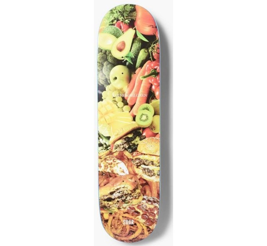 Sour Army Healthy Grease 8.375'' Deck