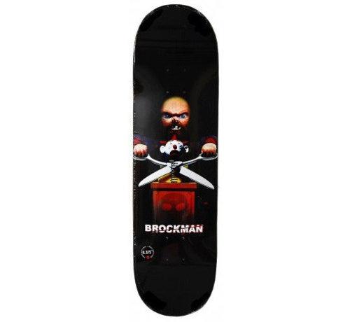 Zero Skateboards Zero Brockman Childs Play 8.375'' Deck