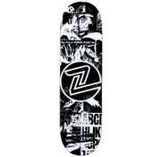 "Z-Flex Skateboards Z-Flex cruiser deck Flyer 8.5"""