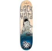 Blackyard Ghost Shark 8.6'' Skateboard Deck