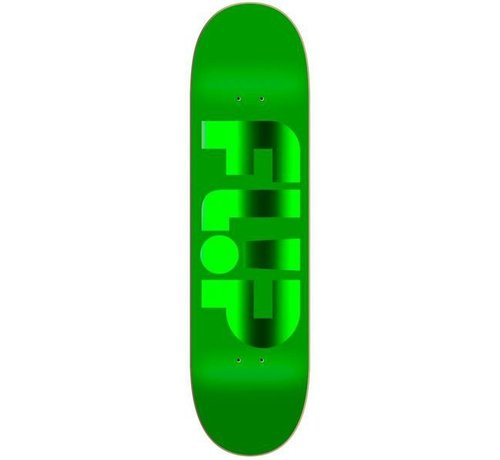 Flip Flip Odyssey Forged Green 7.81'' Deck