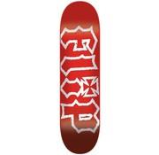 Flip Flip HKD Decay Red 8'' Deck