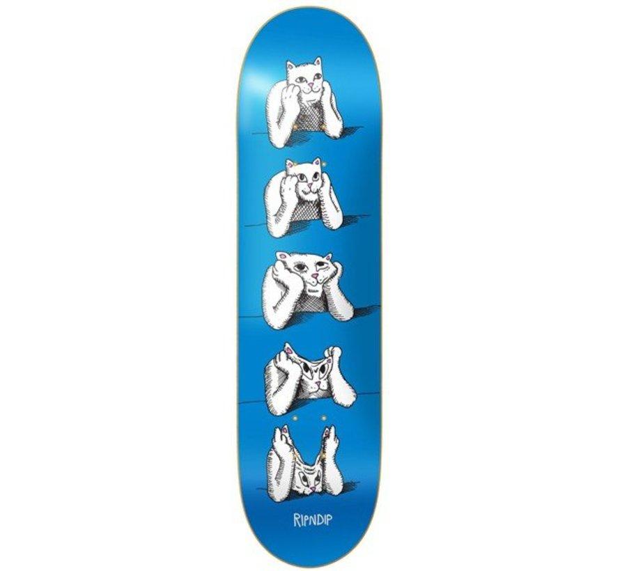 Ripndip Stoner Board 8'' Skateboard Deck