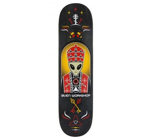 Alien Workshop Alien Workshop Black 8.25'' Deck