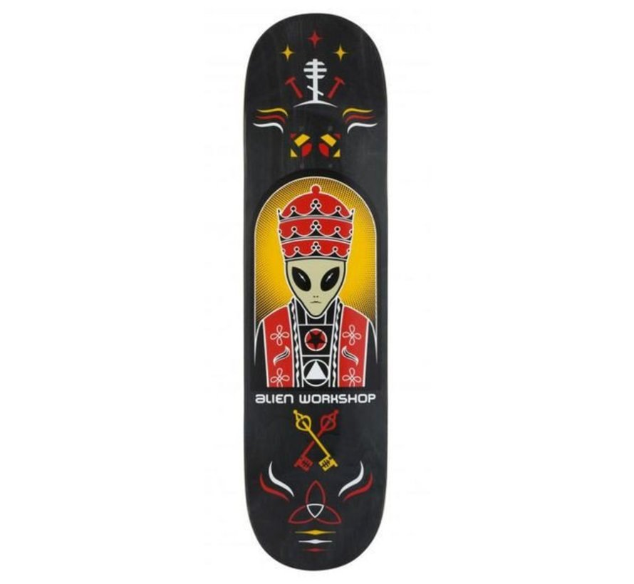 Alien Workshop Black 8.25'' Deck