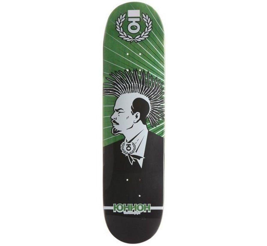 Union Leader Series Punk 8.3 Skateboard Deck