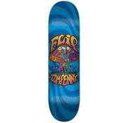 Flip Flip Love Shroom Tom Penny 8.13'' Deck