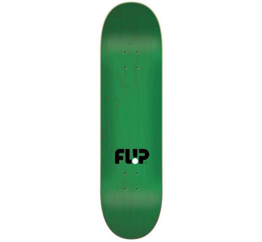 Flip Odyssey Forged Green 7.81'' Deck
