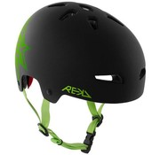 REKD Protection Skatehelm Rekd Elite Icon Zwart-Groen