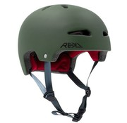 REKD Protection Rekd Ultralite In-Mold Skatehelm Groen
