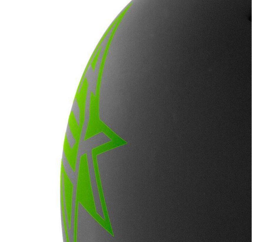 Skatehelm Rekd Elite Icon Zwart-Groen